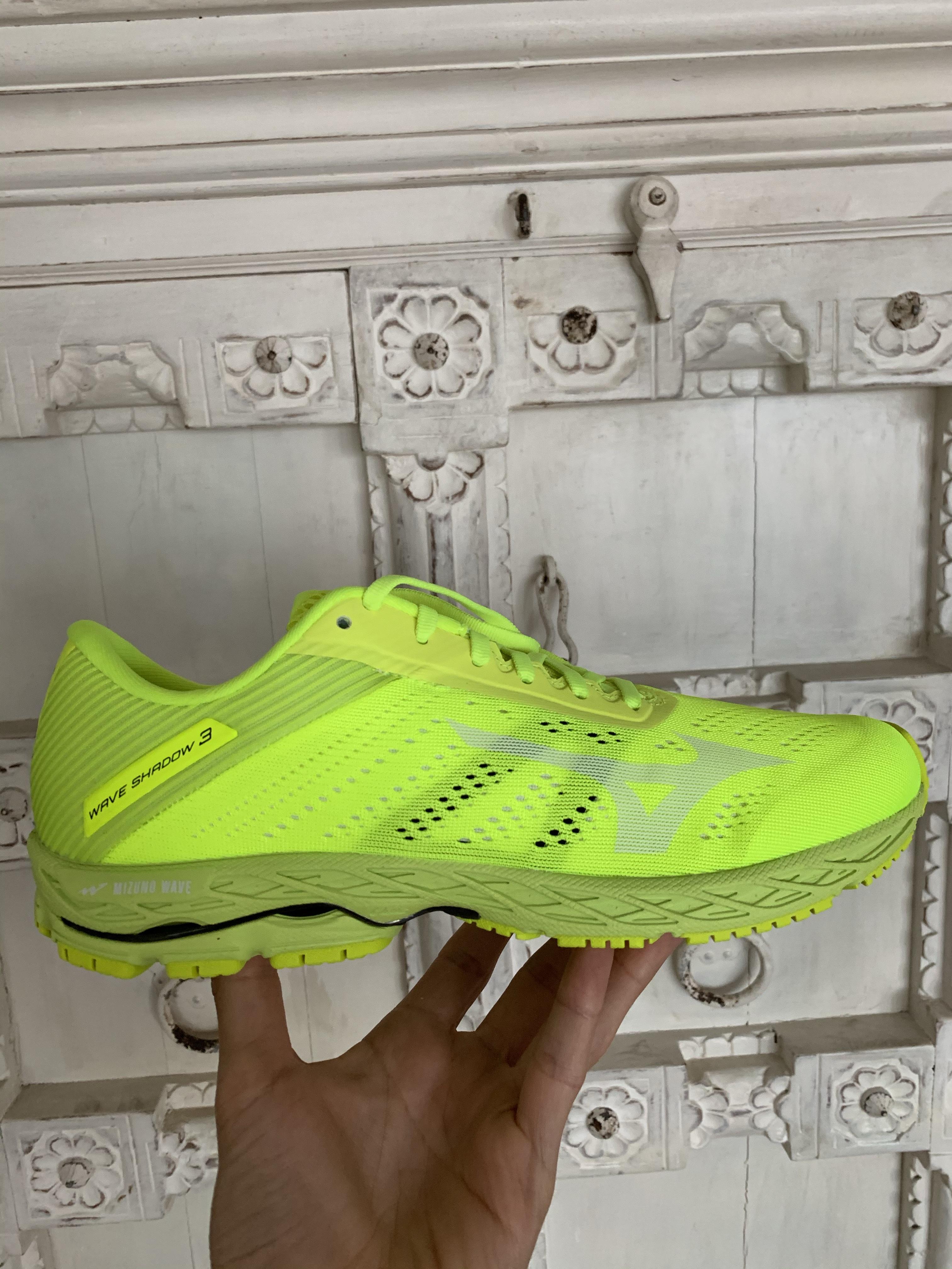 Mon avis sur les chaussures running WAVE SHADOW 3 de chez
